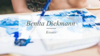 Benita Diekmann   Kreativblog   Münsterblogs.de