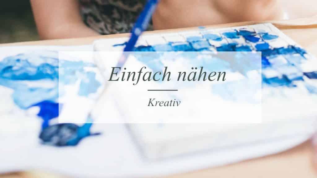 Einfach nähen | Kreativblog | Münsterblogs.de