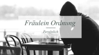 Fräulein Ordnung | Privatblog | Münsterblogs.de