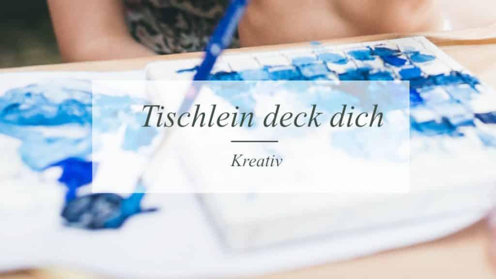 Tischlein deck dich | Kreativblog | Münsterblogs.de