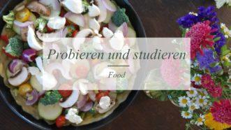 Probieren und studieren | Foodblogger | Münster Blog