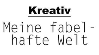 Meine fabelhafte Welt | Kreativblog | muensterblogs.de