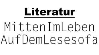 Mitten im Leben auf dem Lesesofa | Buchblog | Münsterblogs.de