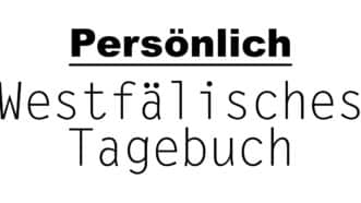 Westfälisches Tagebuch | Privatblog | Münsterblogs.de