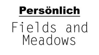 Fields and Meadows | Privatblog | Münsterblogs.de